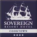 Sovereign Resort Cooktown Logo